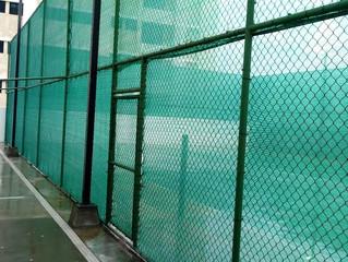 Cierre para Cancha de Tenis, Calle 50, San Francisco, Panamá