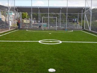 Cacha de Fútbol, Escuela Martin Luther King, San Miguelito, Panamá