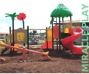 Parques infantiles Panama Mobiliario Urbano
