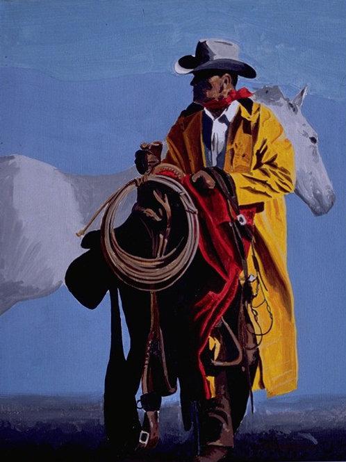 Colorado Cowhand  (28x22)