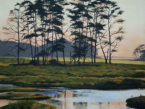 Lowcountry Summer  (16x20)