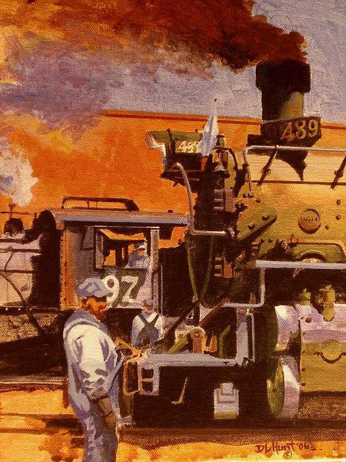 Steam Yard  (10x8)