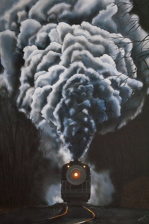 The Age of Steam  (20x14)