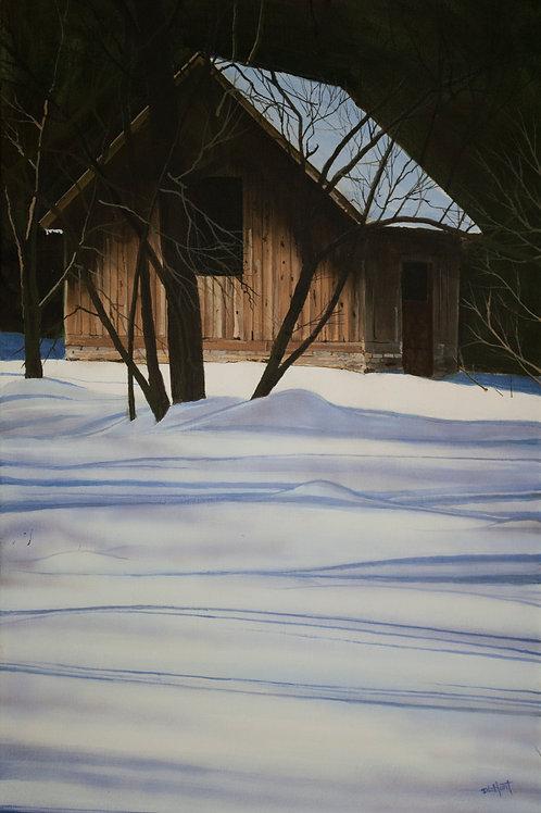 Winter Serenity  (22x14)