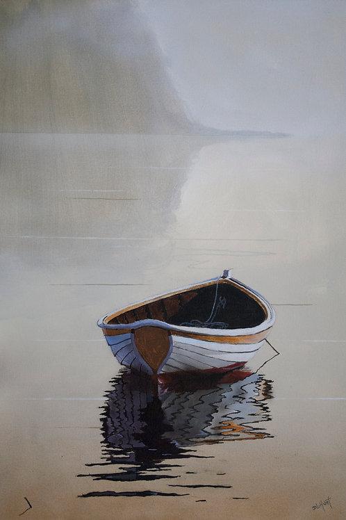 Acadia Fog  (20x14)