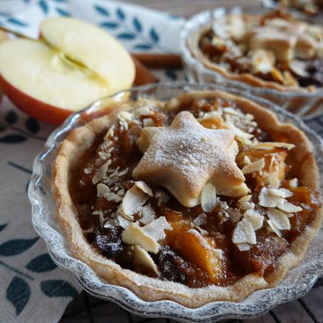 Bratapfel Tartelettes