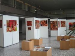 expos à Volklingen (Allemagne)