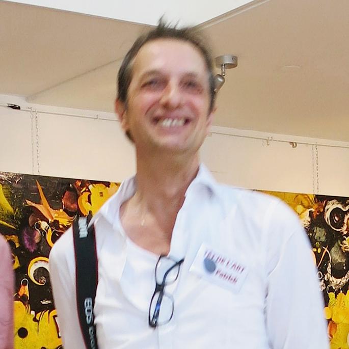 Expo à la galerie Tetdel'Art