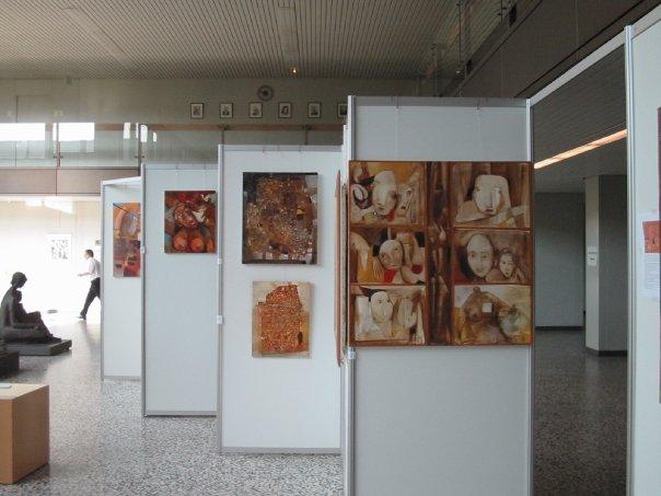 Expo à Volklingen (Allemagne)