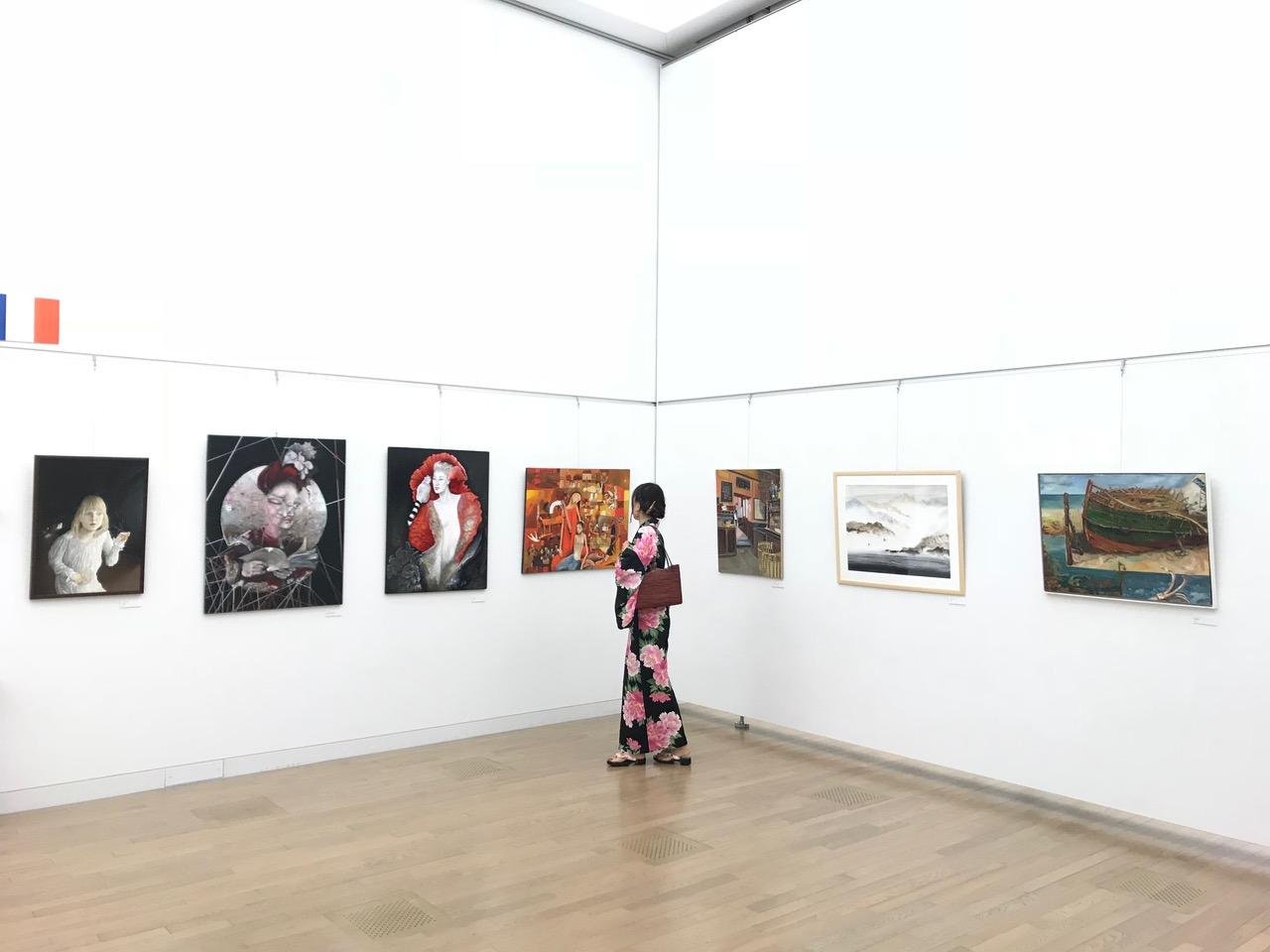 Expos à Tokyo