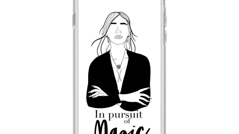 In Pursuit of Magic iPhone Case