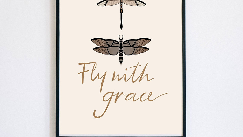 Fly With Grace