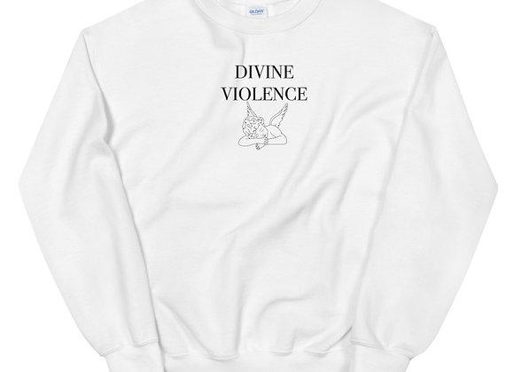 Divine Violence Unisex Crew
