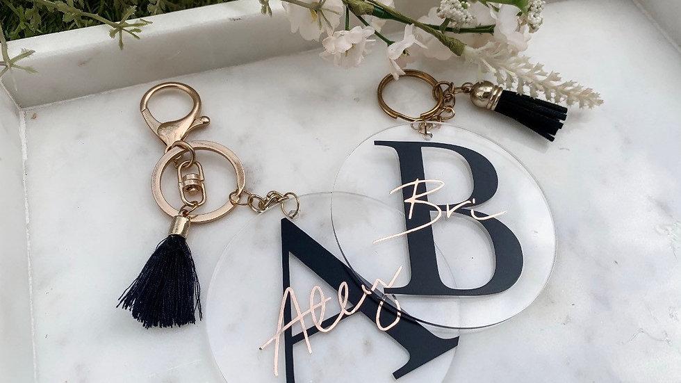 Personalised key chain