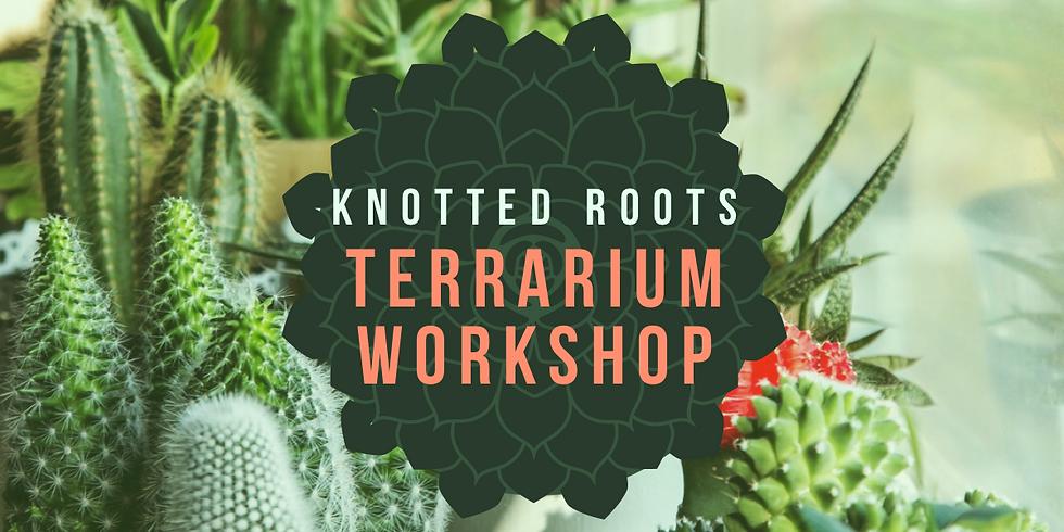 Terrarium Workshop!