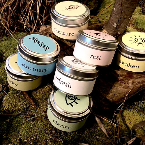 Daily Ritual Candles / Med 4oz