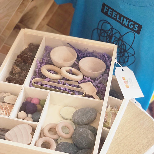 Natural Elements Boxes for kids!  *PICKUP ONLY
