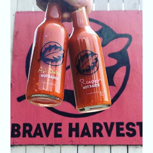 Brave Harvest Hot Sauce