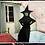 Thumbnail: LARGE ART PRINTS // Witches, Flowers, Aliens 👽