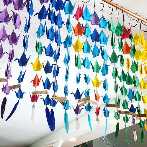 Origami Strings