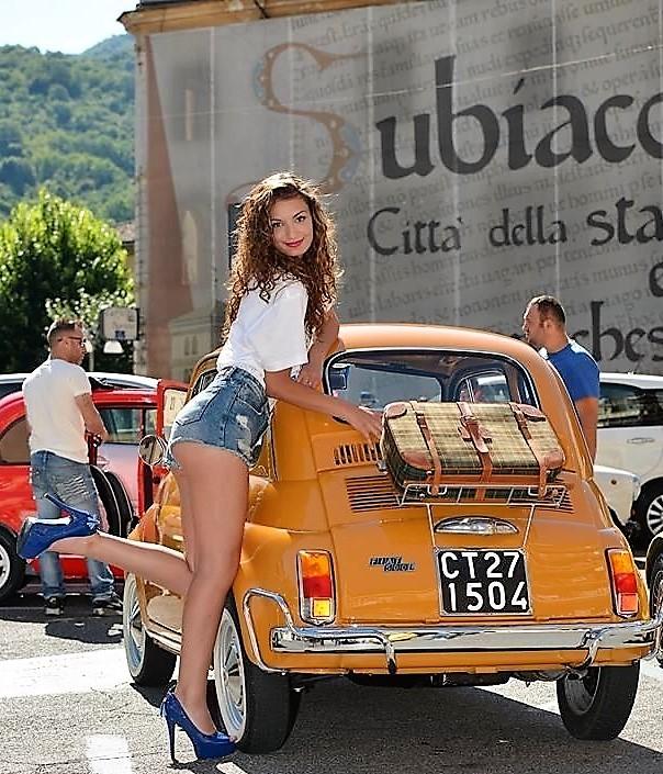 Hot Rod and Custom Cars Far away girl