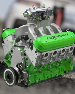 Hot Rods and Custom Car Engines.7