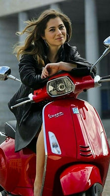 Hot Women and Scooters-Orange County California-worldwide.