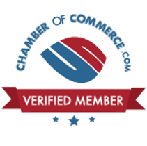 Verified Chamber of Commerce Member.