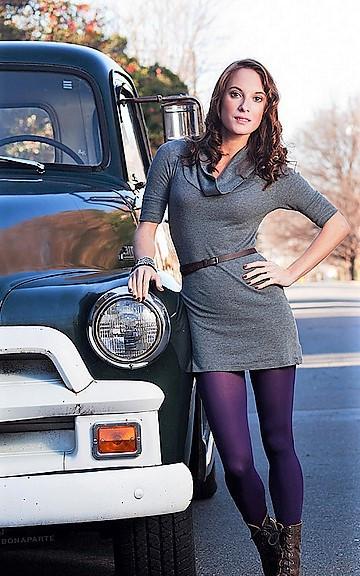 Classic Cars and Trucks-Women