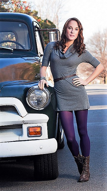 Classic Cars and Trucks-Women