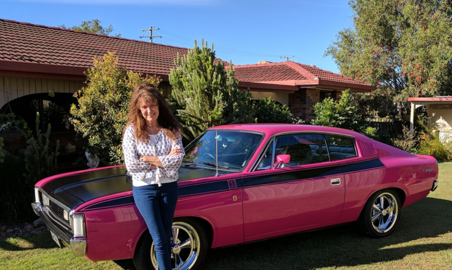 Classic Cars and Women Owners