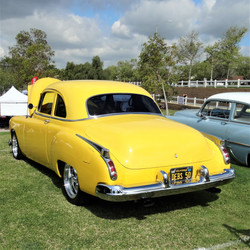 Hot Rods and Custom Cars of Yorba Linda