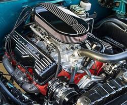 Mahoods Engine Install