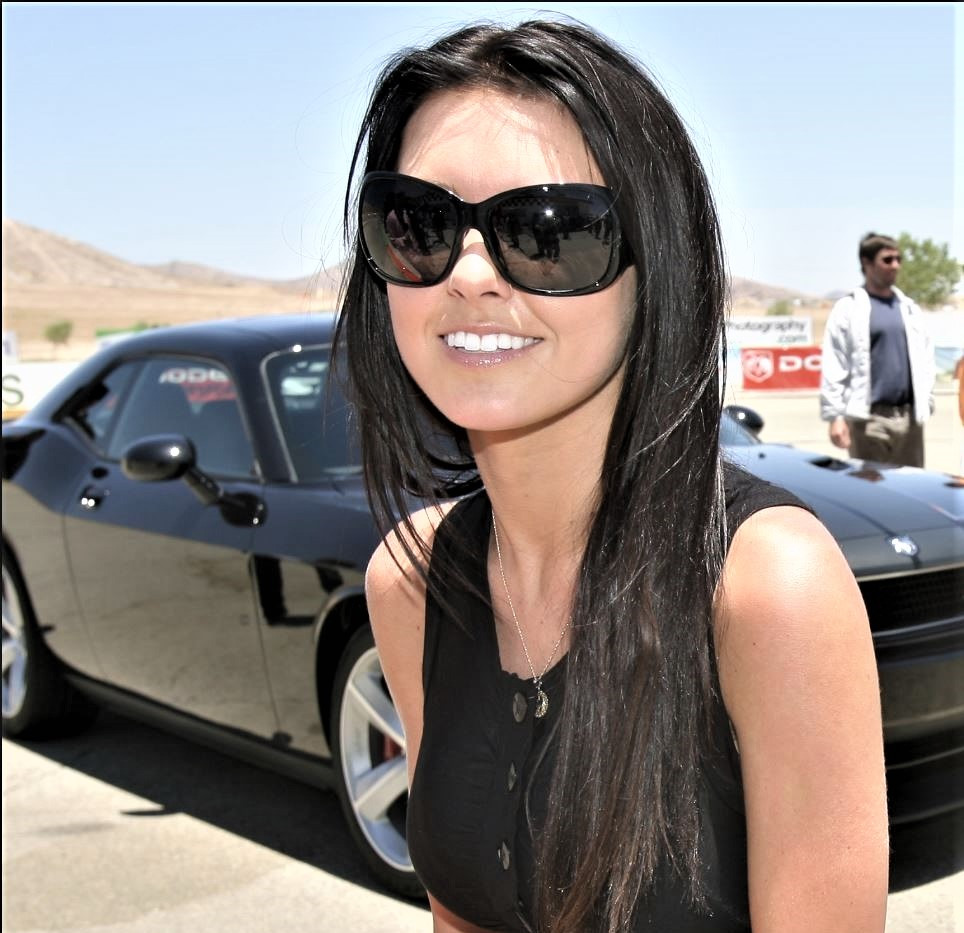 Audrina Patridge-Classic Cars and Women