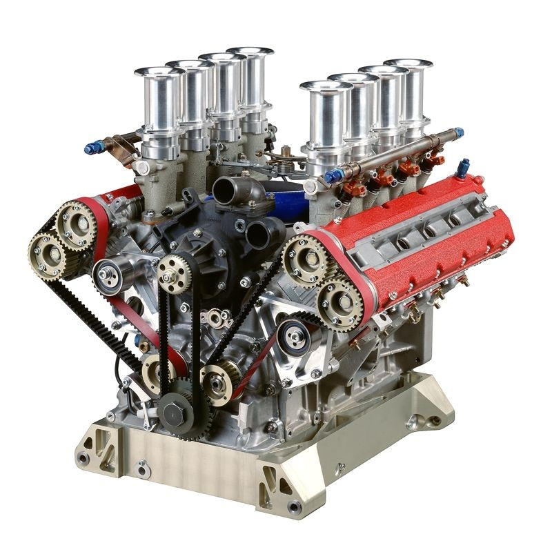 Hot Rods and Custom Car Engines.11