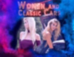 Classic Cars and Women-Orange County California