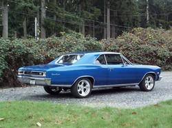 Mahoods Car