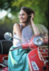 Moped-Vespa-Scooter-Women-Girls
