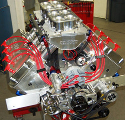 Hot Rods and Custom Car Engines.5