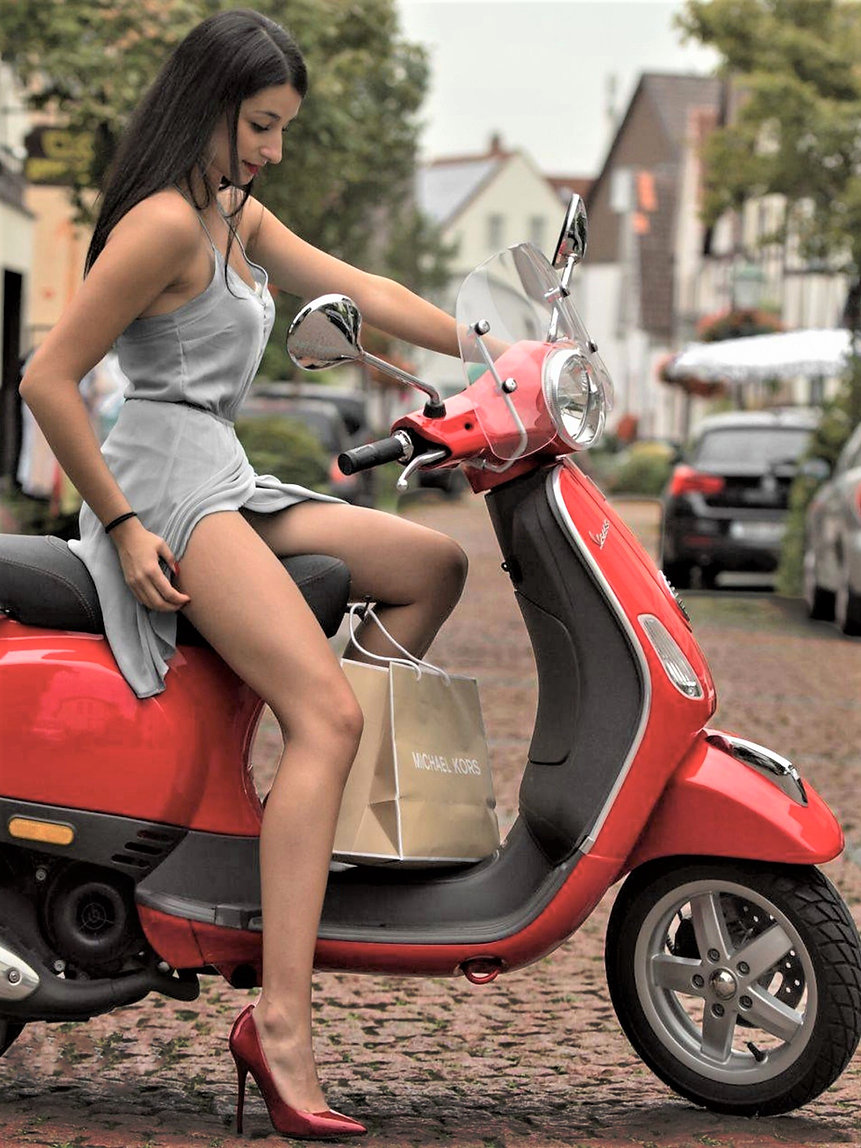 Vespa Scooter Girls-Red Shoes 1.jpg