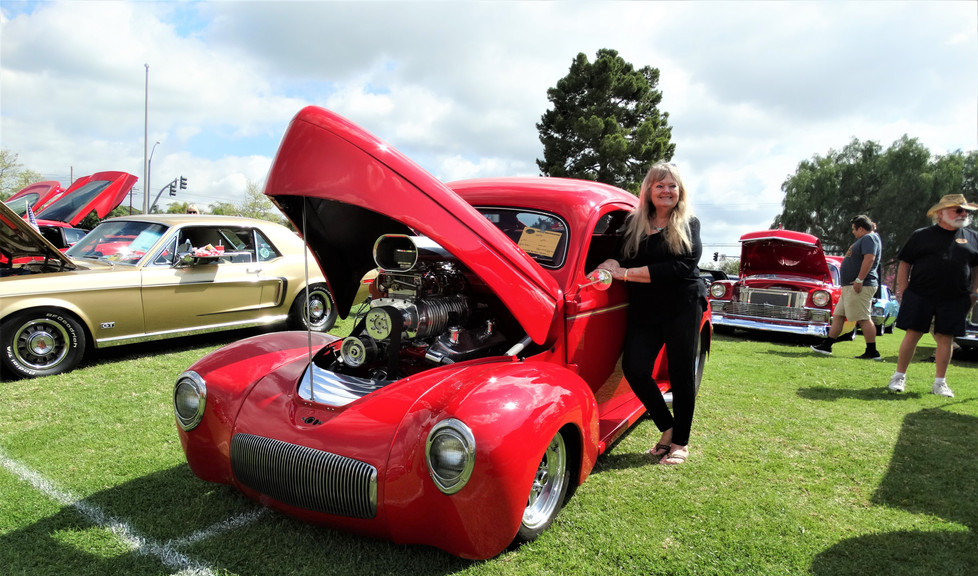 Classic Cars and Women-Hot Rods and Cust