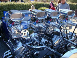 Hot Rods and Custom Car Engines.3