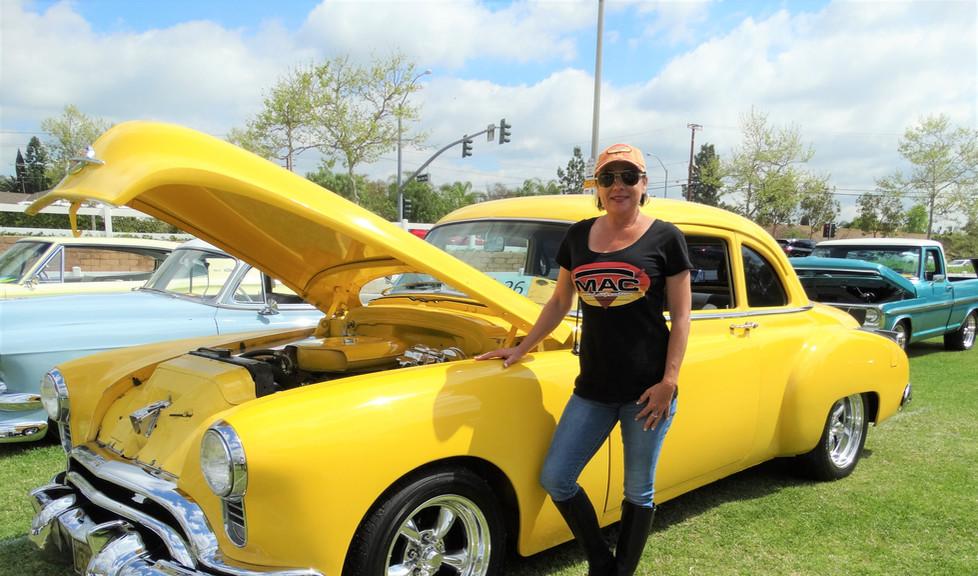 Hot Rods and Custom Cars of Yorba Linda.