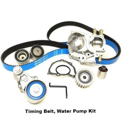 When is the right time to replace your Timing Belt and/or Water Pump.