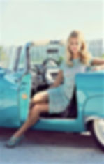Classic Cars and Women-Street Rods and M