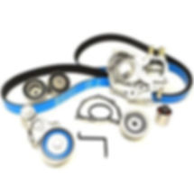 Timing Belt, Pulley's, Tensioner and Water Pump Kit