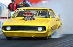 Mahoods Race Car