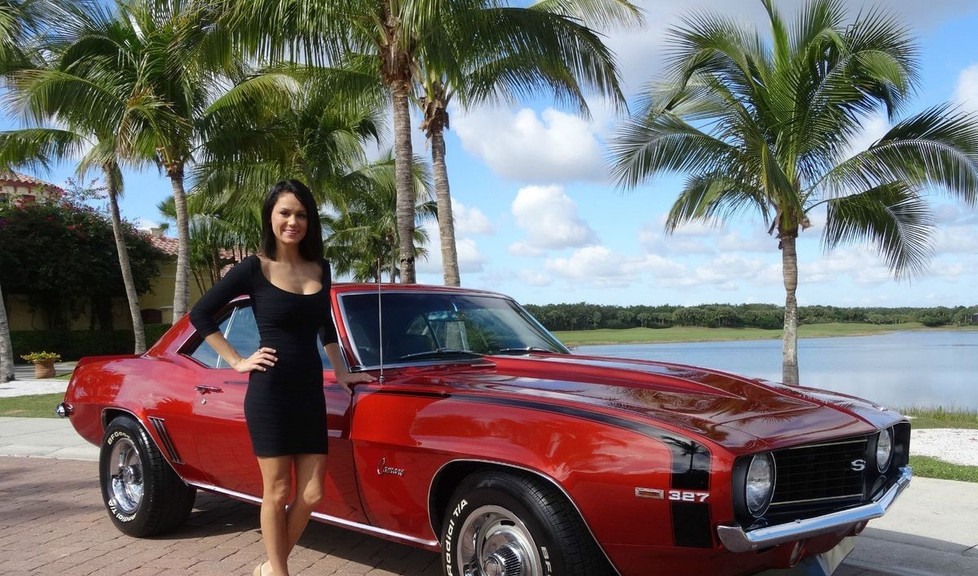 Classic Cars and Women