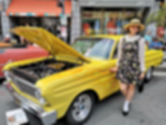 Classic Cars and Hot Rods-Orange County