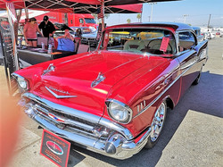 Hot Rods and Custom Cars.57 chev